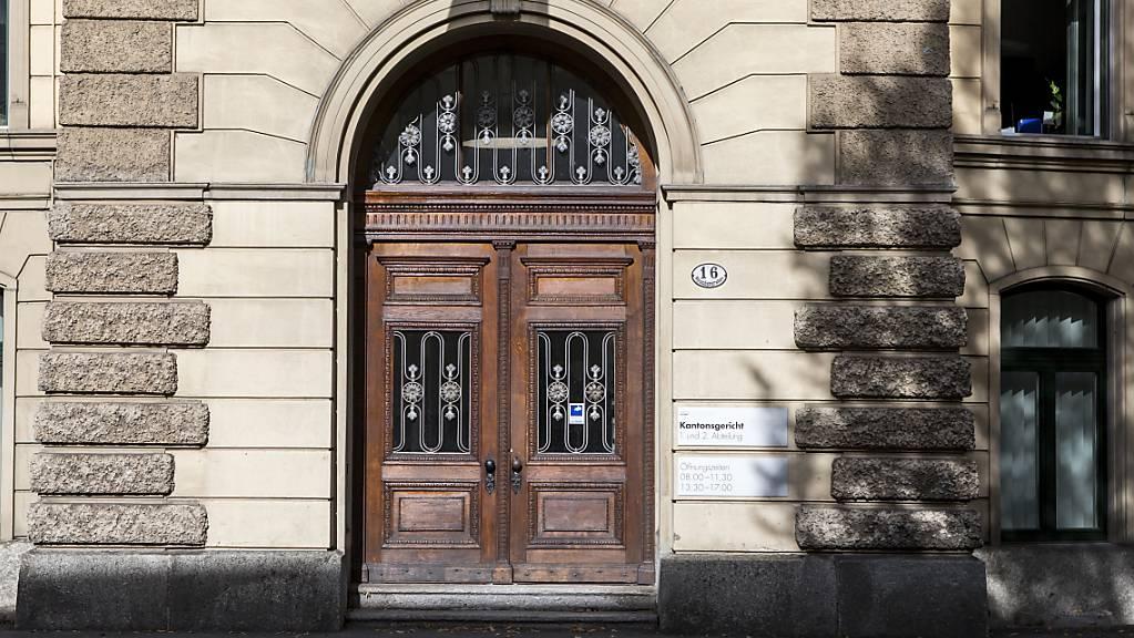 Die Luzerner Gerichte hatten auch im vergangenen Jahr eine grosse Last neuer Straffälle zu tragen (Archivbild).