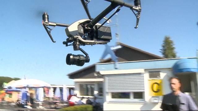 Drohnen erobern Luftraum und ein Aargauer Unternehmer ist mittendrin