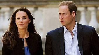 Kate und William (Archiv)