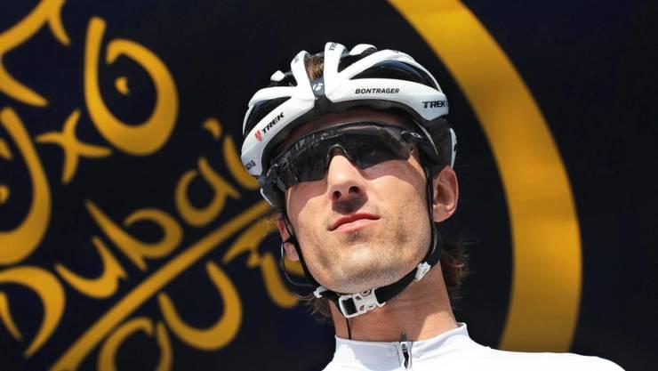 Zweiter Saisonsieg: Fabian Cancellara gewann an der Algarve-Rundfahrt das Zeitfahren