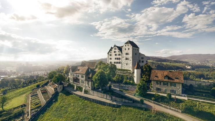 Das Schloss Wildegg wird zur Hochburg der Düfte.