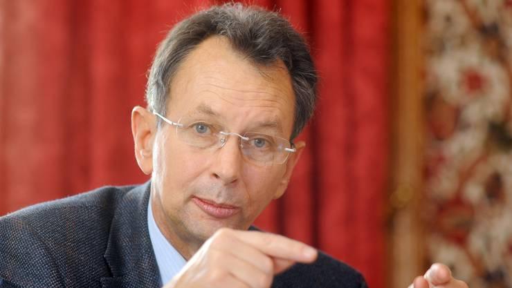 FDP-Nationalrat Philipp Müller kritisiert die Ausschaffungsinitiative.