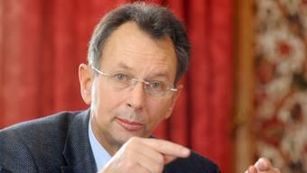 Sogar der freisinnige Unternehmer Philipp Müller hat kein Verständnis für die Alstom.