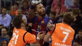 Timothey N'Guessan und der FC Barcelona waren nicht zu stoppen