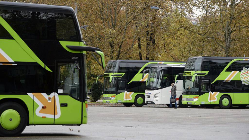 In Fernbussen gelangt immer öfter Ware illegal über die Ostschweizer Grenzen