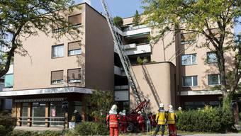 Feuerwehr-Hauptübung Schlieren