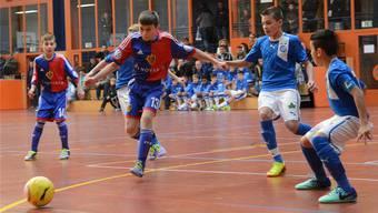 Fussball: Junioren-Turnier in Sissach