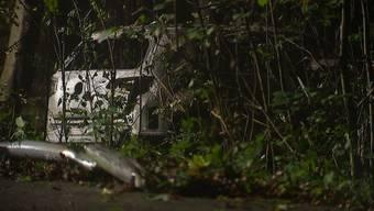 Fünf Todesopfer beim Horror-Unfall von Rheinfelden - zwei liefen heim