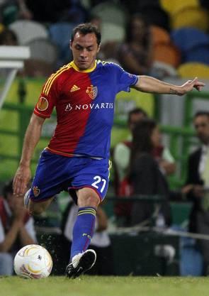 Marcelo Diaz: In Chile ein Topstar, in Basel noch etwas Ladehemmungen.
