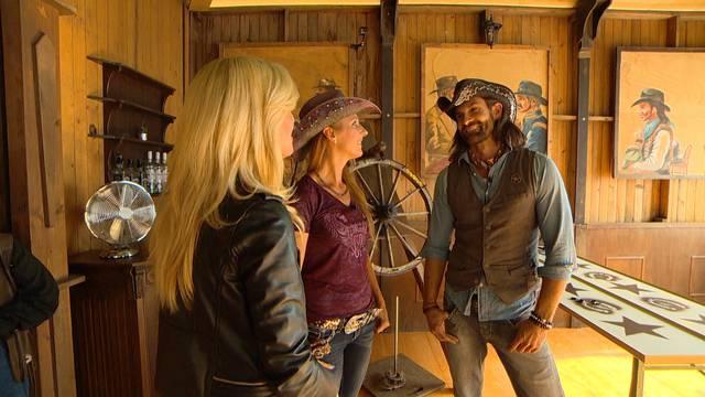 Cowboy Tobias Rentsch