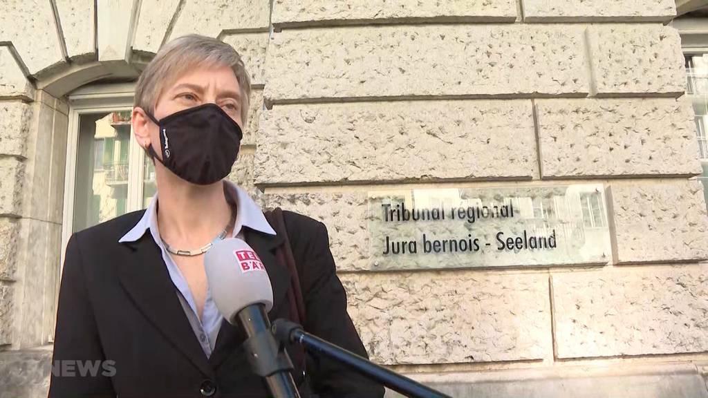 «Nicht schuldfähig»: Messerstecher von Biel erhält stationäre Massnahmen