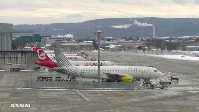 Steht Ferienflieger Belair vor dem Aus?
