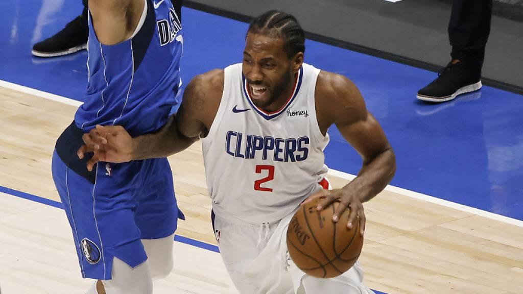 Clippers erzwingen siebtes Spiel