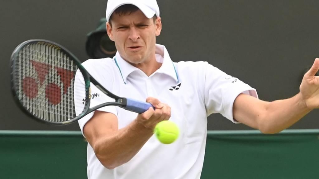 Federer gegen Hurkacz statt Medwedew