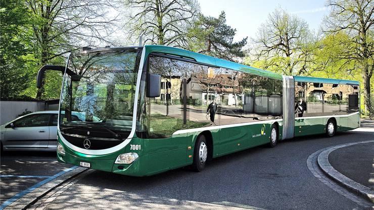 Der Vorstoss war eine Reaktion darauf, dass die Basler Verkehrs-Betriebe (BVB) ihre Diesel-Busflotte durch neue Dieselbusse ablöst.