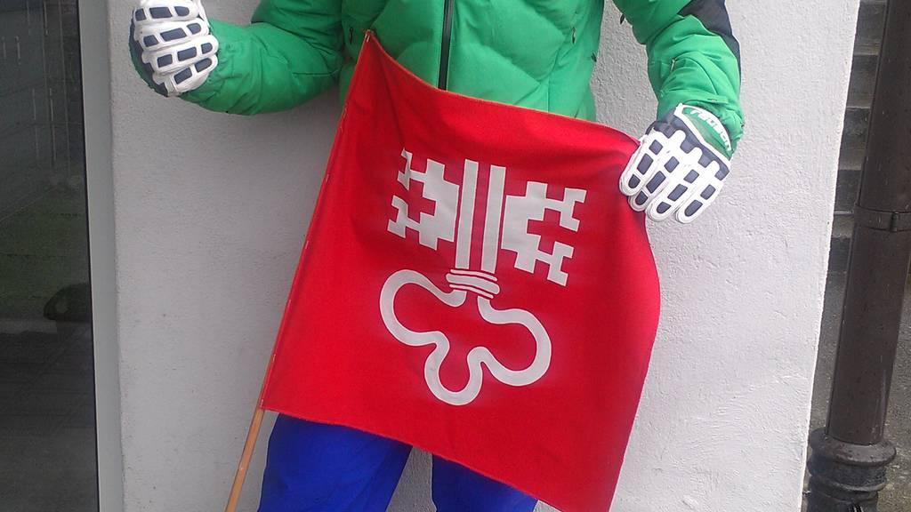 Schweizer Skistars decken sich mit Ausrüstungsmaterial ein