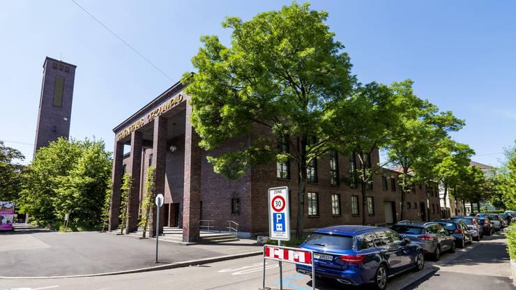 Die ehemalige Kirche Oekolampad wird ab Herbst 2023 zum Kultur- und Quartierzentrum am Allschwilerplatz.