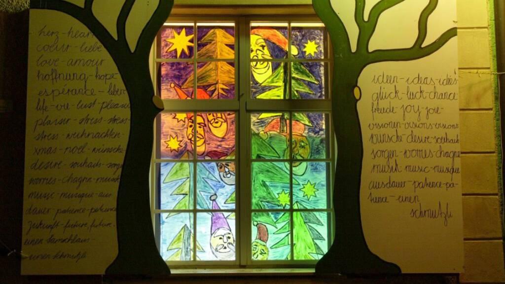 Adventsfenster im Thurgau nur mit Schutzkonzept