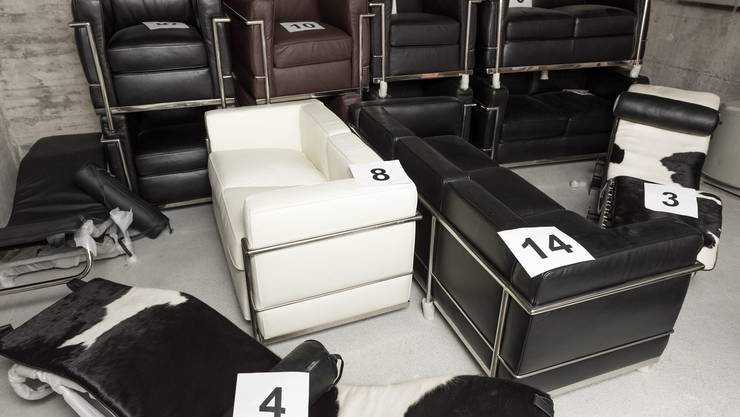 Warum Ungenutzte Designermöbel Im Keller Der Staatsanwaltschaft