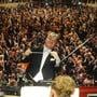 Andreas Spörri dirigierte am Donnerstagabend den Wiener Opernball zum elften Mal.