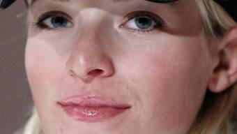 Lara Gut vor ihrem Comeback