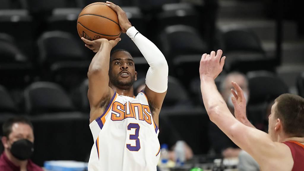 Phoenix Suns in den Halbfinals