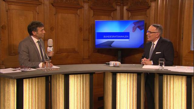 Andreas Ladner: «Karin Keller-Sutter hat sich aufgedrängt»