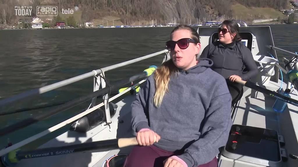 Diese zwei Zentralschweizerinnen wollen über den Atlantik rudern