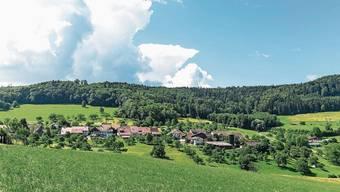 Der Bözberger Ortsteil Linn war lange eine der kleinsten Gemeinden im Aargau.