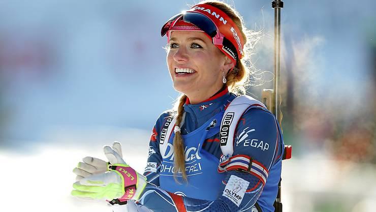 Während Jahren eines der strahlendsten Gesichter der Biathlon-Szene: Nun beendet Gabriela Koukalova ihre Karriere