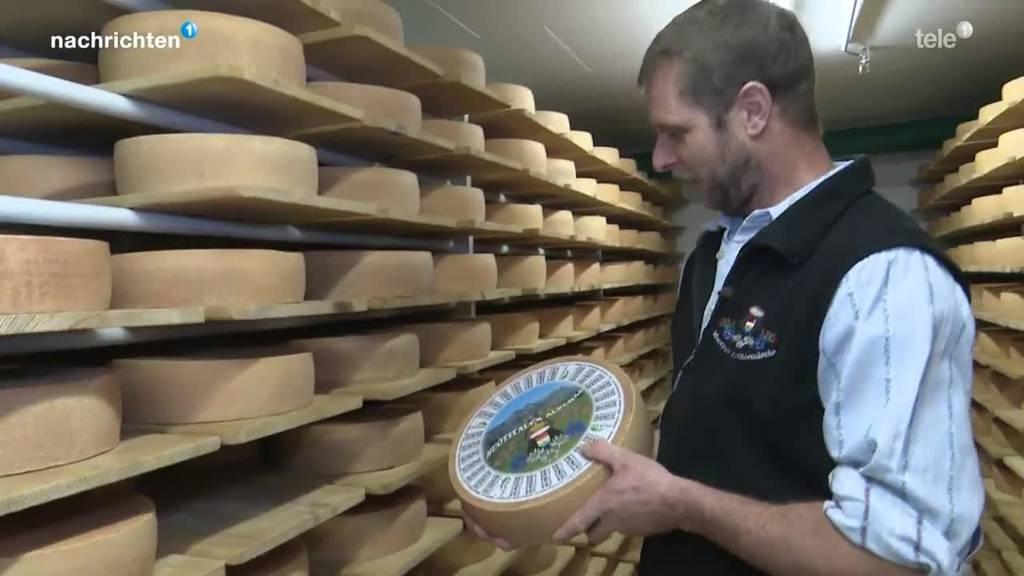 Älpler bringen ihren Käse wegen Corona nicht weg