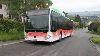 BGU feiert 10 Jahre Gasbus