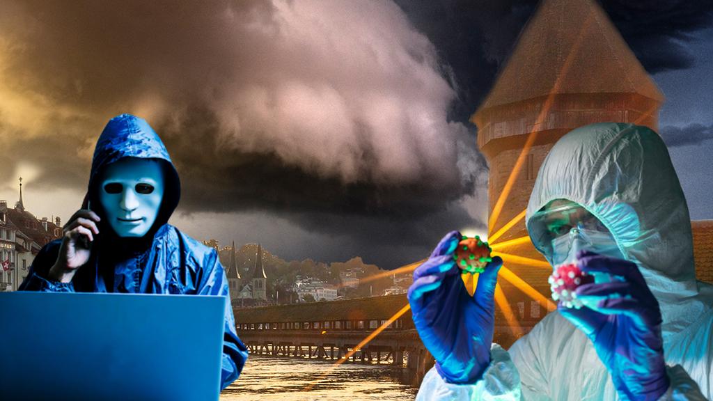 Risiko-Analyse: Diese Dinge können dem Kanton Luzern gefährlich werden
