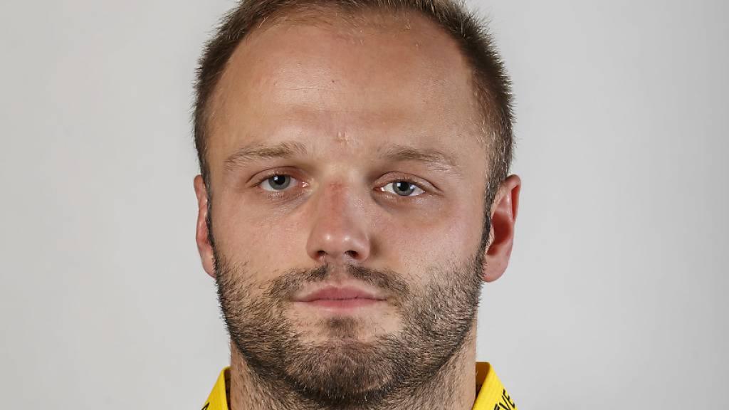 Juraj Simek überbrückt Schweris Verletzung