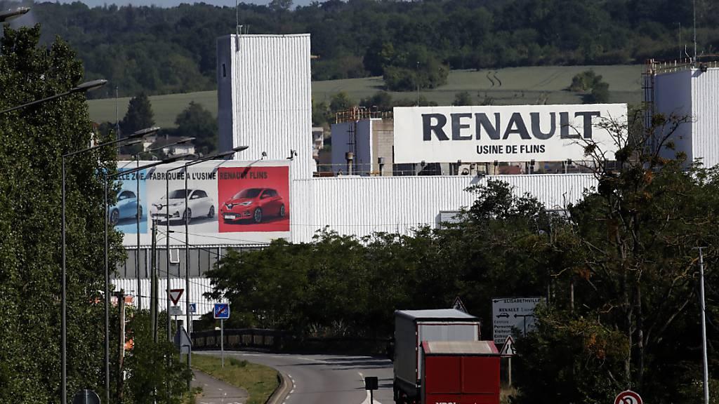 Renault prüft schärferen Sparkurs