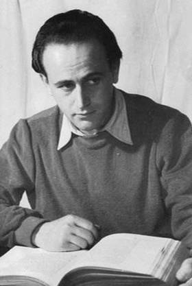 Paul Celan (1920-1970).