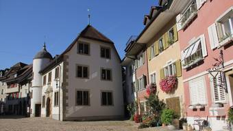 Die Altstadt von Brugg gilt als identitätsstiftendes Zentrum für die Region.
