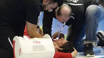 Schweiz verliert gegen Tschechien – Spielmacher Andy Schmid.