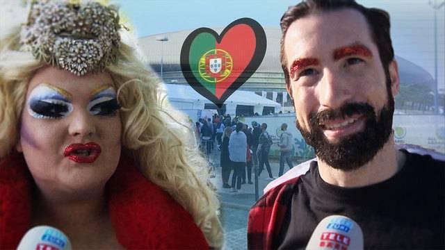 Die verrücktesten Fans am Eurovision Song Contest