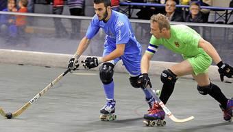 Für den RHC Basel steht das Derby an.