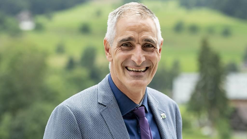 Der Krienser Finanzchef Roger Erni (FDP) hat Mittel für die Übergangsrenten der früheren Stadtratsmitglieder zurücklegen müssen. (Archivaufnahme)