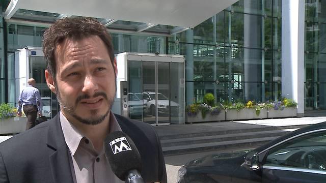 «Das ist nur vordergründig eine gute Nachricht»: Das sagt  Mathias Regotz, Vizepräsident der Gewerkschaft Syna, zum Alstom-Abbau.