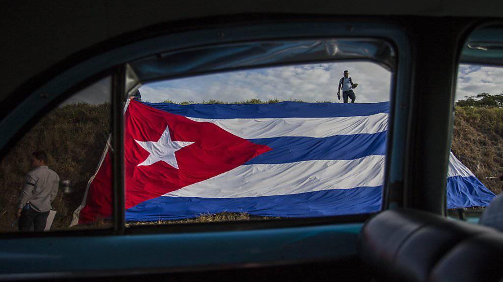 Auf Kuba werden noch immer tausende Personen willkürlich festgenommen (Symbolbild)