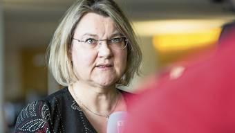 «Die Lage ist ernst», sagt Kantonsärztin Yvonne Hummel. Sie ruft dazu auf, auch im privaten Umfeld vorsichtig zu sein. Die Wahlbeteiligung für die Wahlen vom Sonntag könnte tief ausfallen.