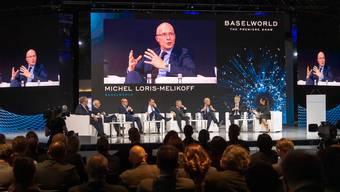 Die letzte Baselworld fand 2019 statt. Doch 2021 soll mit Houruniverse bereits der Nachfolger in Basel stattfinden.