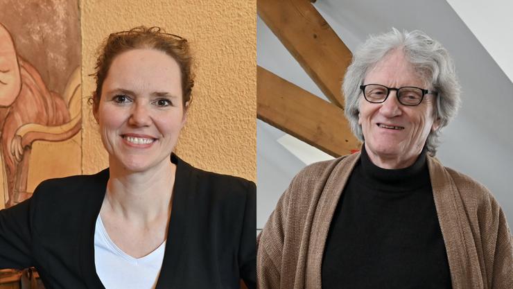 Isabelle Bitterli und Werner Nydegger haben ein Bilderbuch zur Coronapandemie herausgebracht.