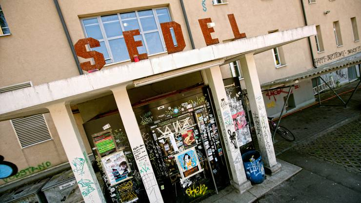 Die Türen zum Musikzentrum Sedel bleiben bei Konzertabenden vorläufig offen - auch unter den neuen Bedingungen.