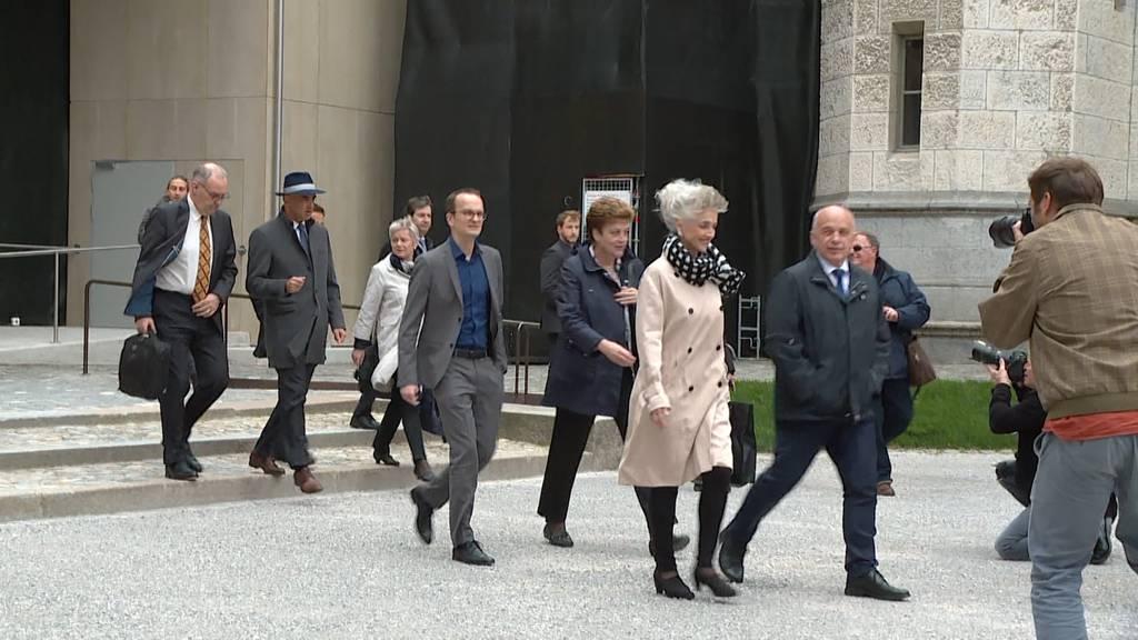 Landesmuseum statt Bundeshaus: Bundesrat tagt in Zürich