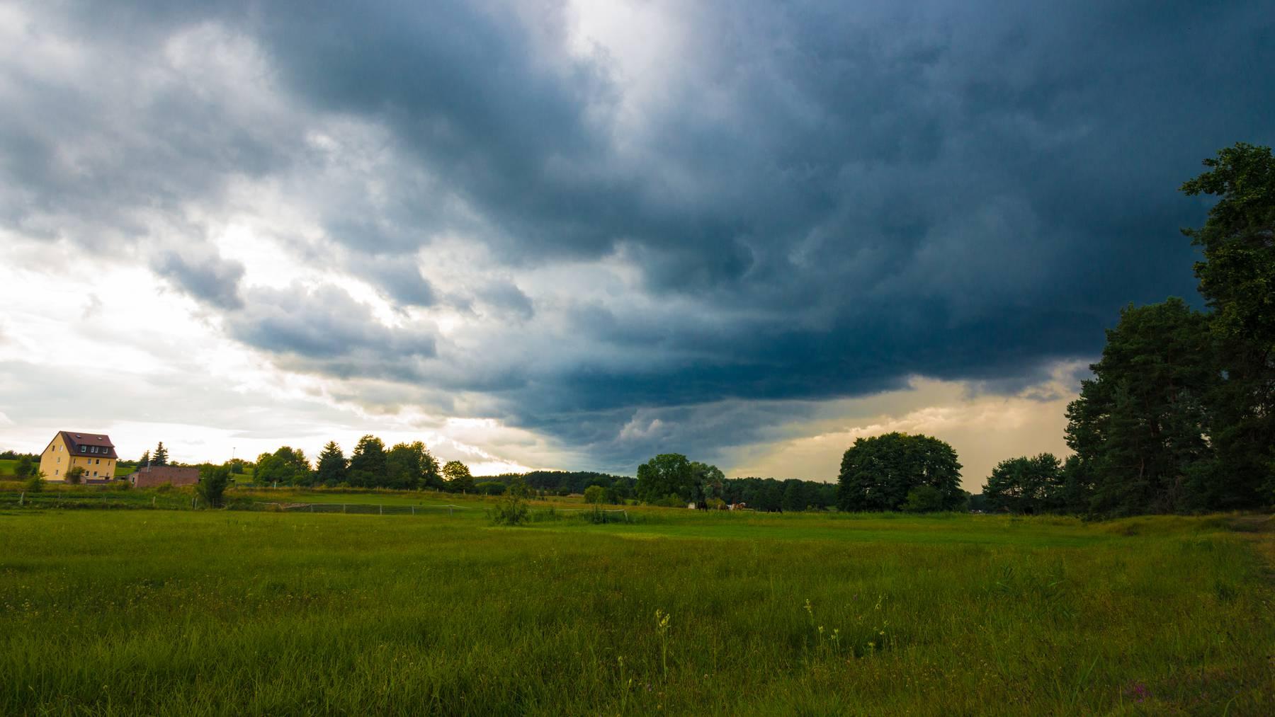 Wetter Gewitter Sturm