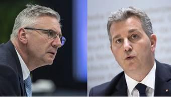 Andreas Glarner zieht Kandidatur zurück: Tessiner Ständerat Marco Chiesa soll neuer SVP-Präsident werden
